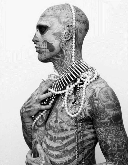 rick genest zombie boy - photo #27